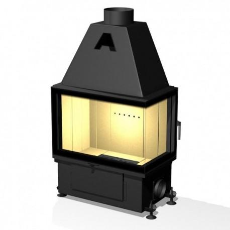 Wkład kominkowy ARYSTO A11 L lub P / 680+460x510 DJ