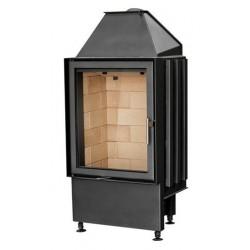 Wkład kominkowy Vertical 500/660 - Kobok