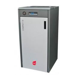 Kocioł na pelet RED Compact 14 (3,7-13,0 kW) CO+CWU z pompą elektroniczną