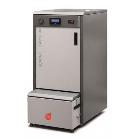 Kocioł na pelet RED Compact 35 (8,1-32,0 kW) EASY CLEAN CO+CWU z pompą elektroniczną