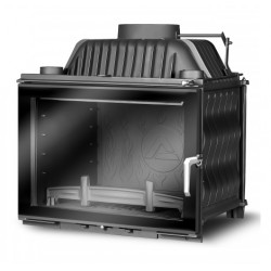 Kompakt-W17 premium glass 14,0 kW - Kawmet