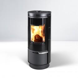 Andorra kafel czarny plus 7,5 kW - Thorma