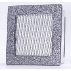 Kratka kominkowa Czarno-srebrna 17 x 17
