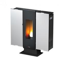 Piecyk na pelet Wall Air szkło 9,0 kW - Cadel