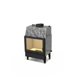 Wkład kominkowy z płaszczem wodnym ARYSTO A10 WW / 670x450