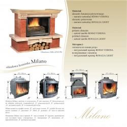 """Obudowa """"MILANO"""" NS"""