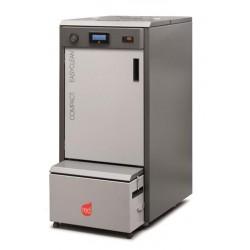 Kocioł na pelet RED Compact 24 (3,8-22,1 kW) EASY CLEAN CO+CWU z pompą elektroniczną