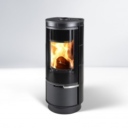 Andorra Plus kafel czarny poler 7,5 kW - Thorma