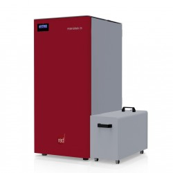 Kocioł na pelet RED Performa 25 Easy Clean (4,5-22,6kW) CO+CWU z pompą elektroniczą