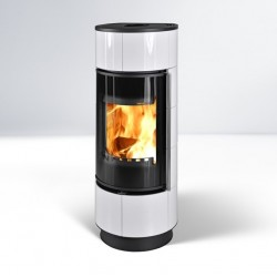 Atika Extra kafel biały 7,5 kW - Thorma